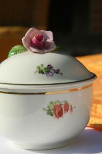 Feinstes Porzellan - wie zu Urgroßmutters Zeiten