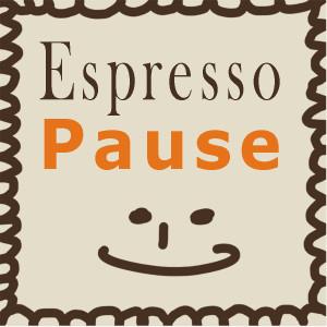 Logo Espressopause quadrat 3x3